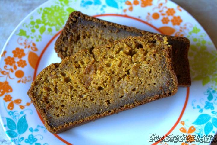 http://foodiefelisha.blogspot.com/2014/11/pumpkin-loaf.html