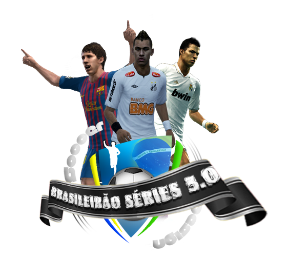 Patch Brasileirão Séries 3.0 para PES 2012 Download, Baixar Patch Brasileirão Séries 3.0 para PES 2012