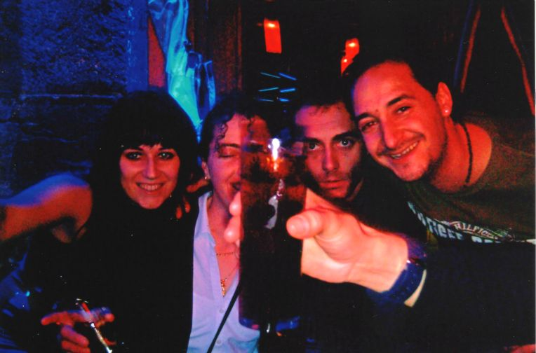 Gijón vida nocturna bares de copas