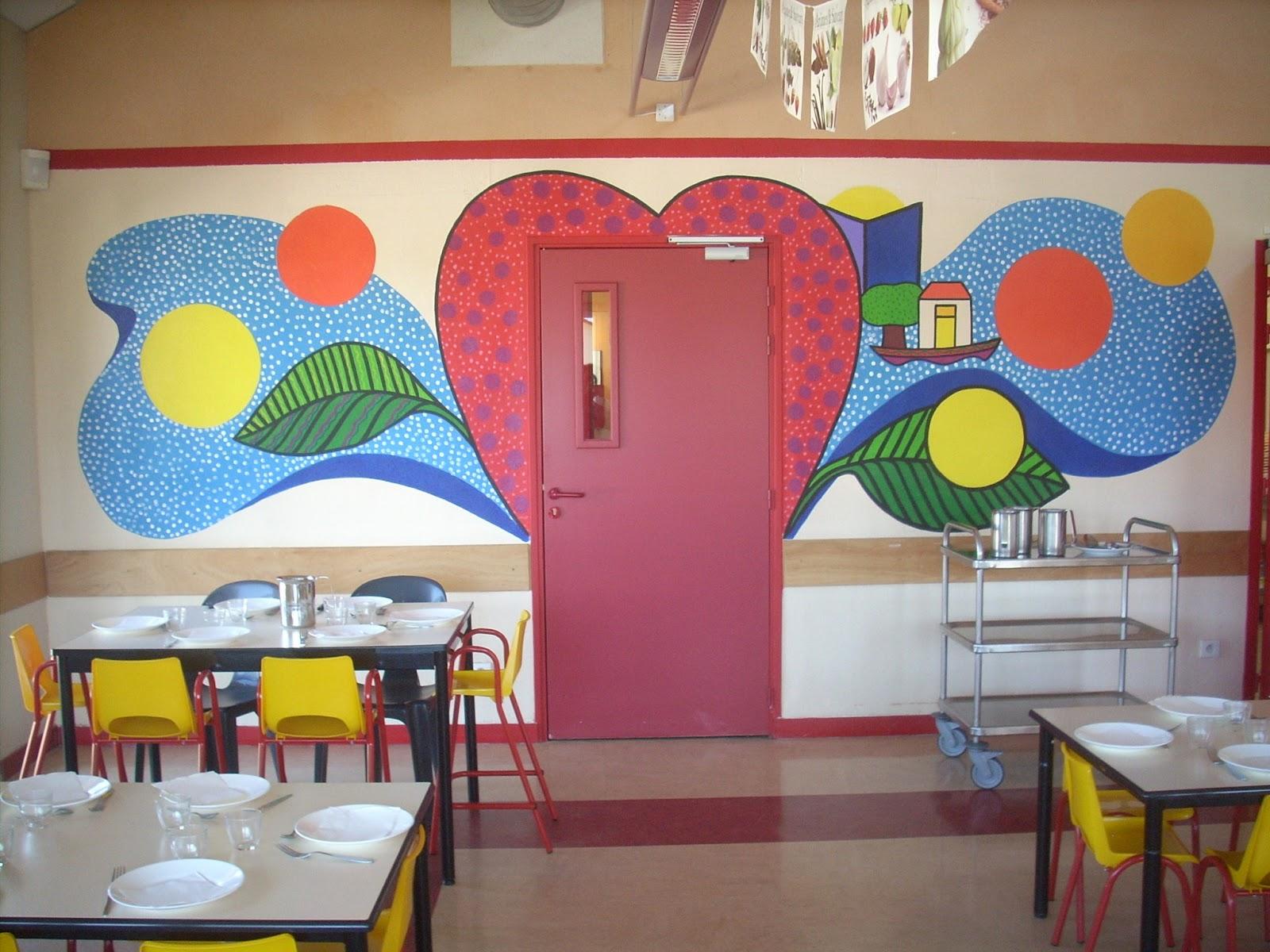Blog du peintre francisco rivero le passage par la buisse for Nouvelle peinture murale