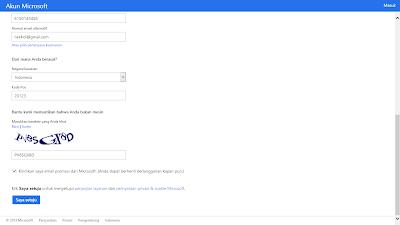 Membuat Email di Windows Live