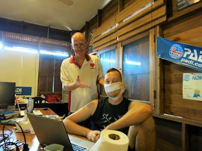 EFRI course in Khao Lak for November 2015 has been completed