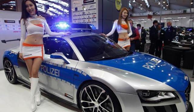 Gambar Mobil Essen Motor Show 2