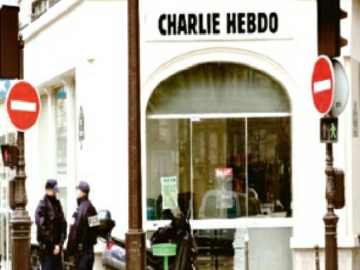 SERANGAN ANTI ISLAM Perancis Seorang Muslim DITIKAM 17 kali HINGGA MATI seminggu Selepas kes Charlie Hebdo