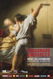 Fragonard amoureux au musée du Luxembourg
