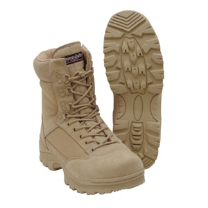 Tactical Boots Zipper8