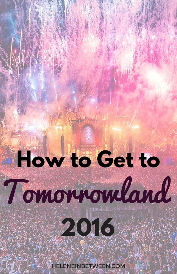 tomorrow land tickets