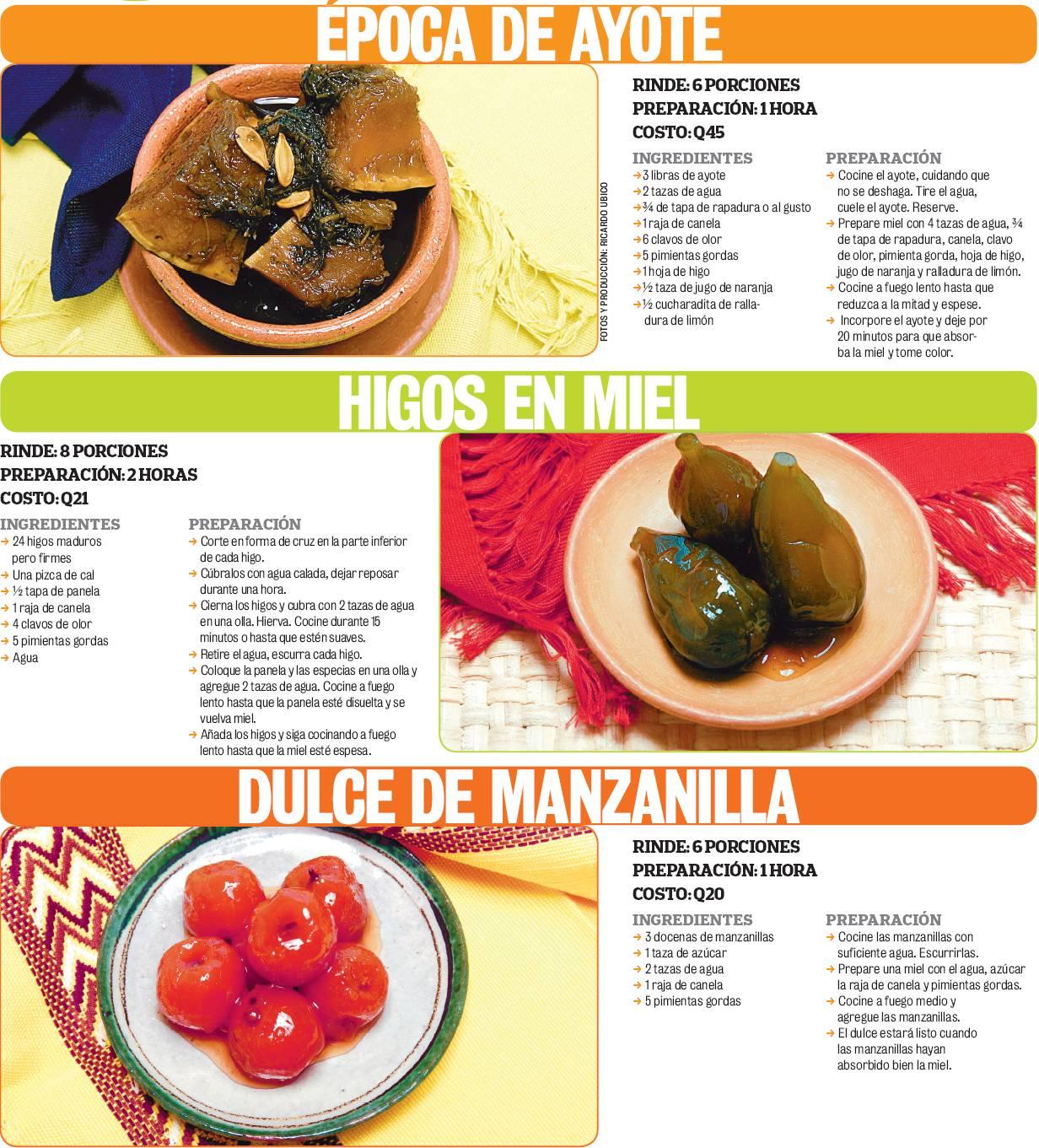 Image Result For Recetas De Comida Guatemalteca Cortas
