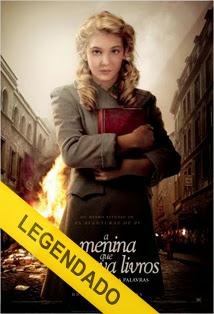 A Menina que Roubava Livros – Legendado