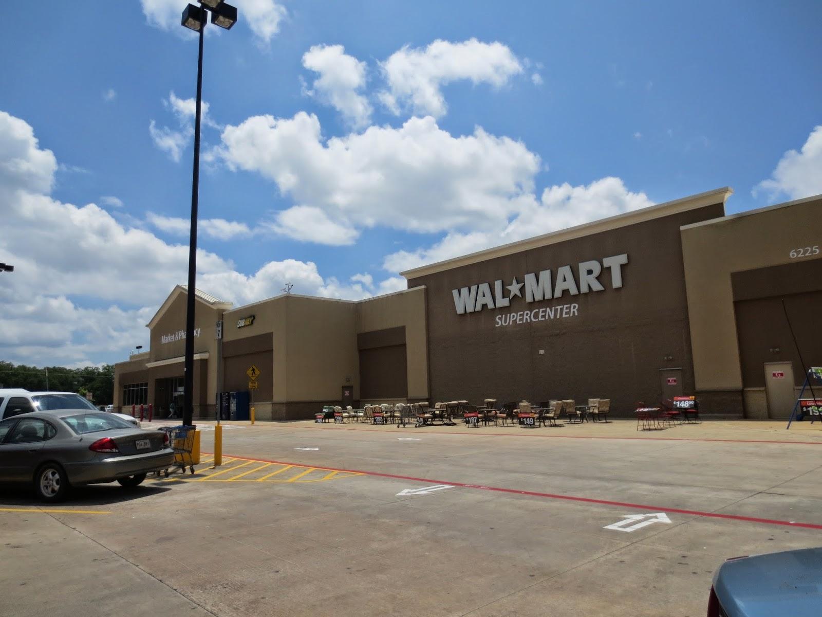 Walmart Alexandria LA