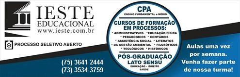 IESTE EDUCACIONAL  - Instituto de Educação Social e Tecnológico