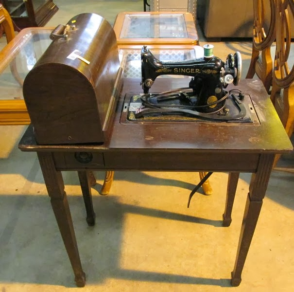 sewing machine auction