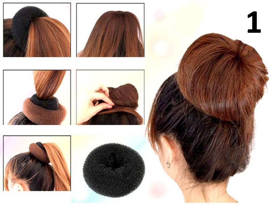 Cara Menata Rambut | foto cara menata rambut wanita ala