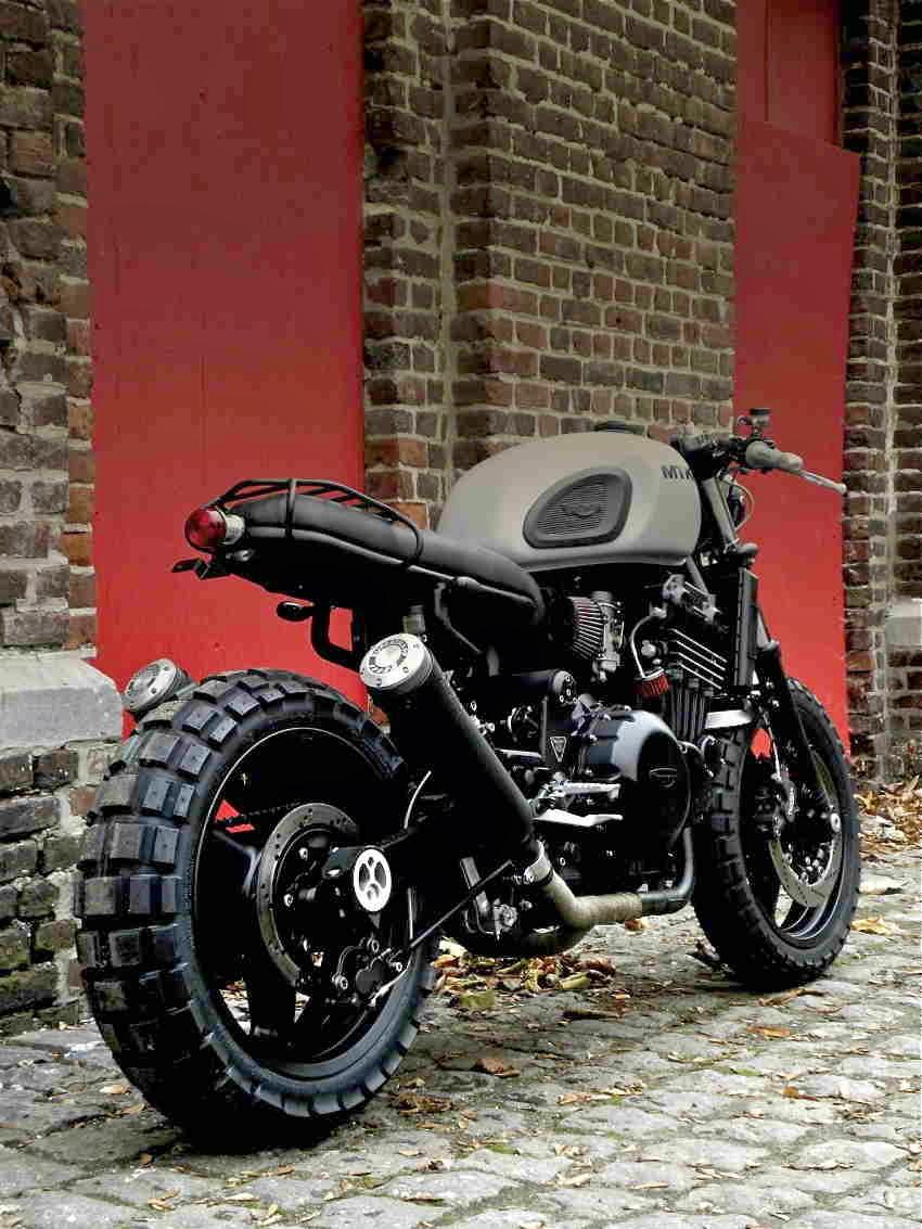 bobber motorcycle gallery jap style brat style cafe