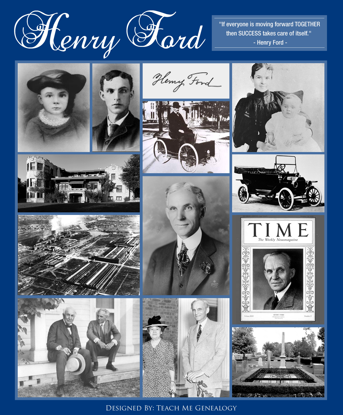 research paper notes henry ford Essays and criticism on henry ford - critical essays.