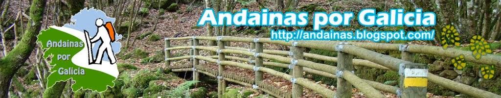 Andainas por Galicia