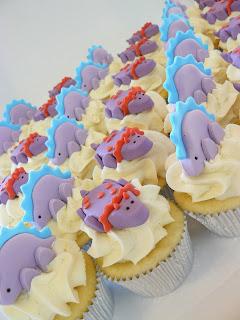 Dinosaur Cupcakes Brisbane