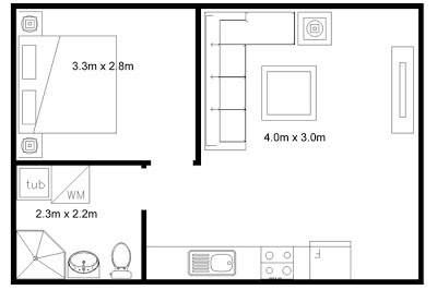 Granny Apartment Plans