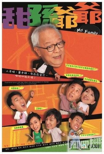 poster Gia Đình Tôi