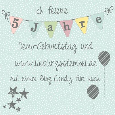 Blog Candy bei Dina