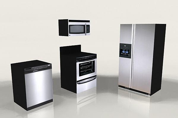 We also service all major kitchen appliances