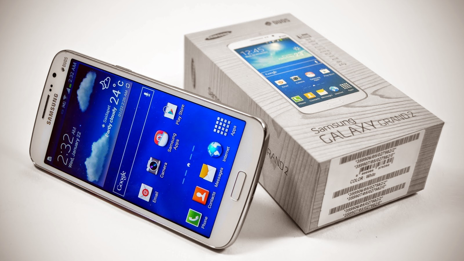 Samsung Galaxy Grand 2 Price, Full Specification & Hands On