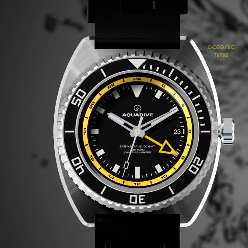 Oceanictime Aquadive Bathyscaphe 100 Gmt. Black And White Earrings. Silver Chain Bracelet. August Rings. 22kt Gold Jewellery. Hunting Necklace. Gold Band Engagement Rings. Rhodium Platinum. Nursing Necklace
