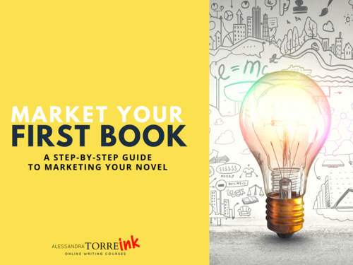 How to Market Your Novel By Alessandra Torre Ink