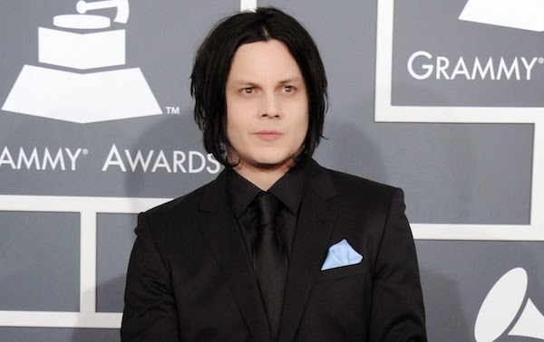 Jack White set to toss first pitch