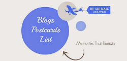 Blogs Postcards List