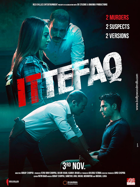 Ittefaq (2017) ταινιες online seires xrysoi greek subs
