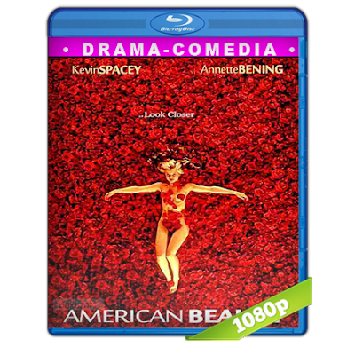 Belleza Americana (1999) BRRip Full 1080p Audio Trial Latino-Castellano-Ingles 5.1