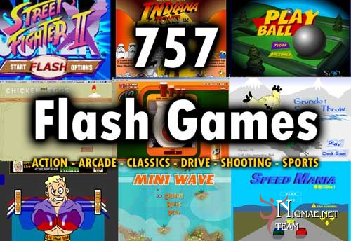 flash arcade games