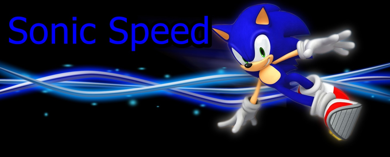 Sonic speed