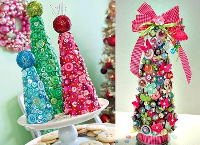 pop culture and fashion magic original christmas trees ideas. Black Bedroom Furniture Sets. Home Design Ideas