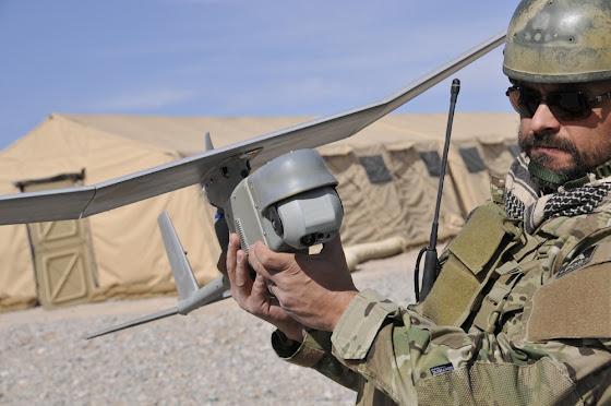 RQ-11B Raven UAV