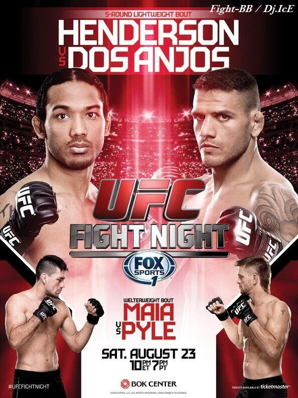 UFC Fight Night: Henderson vs. dos Anjos