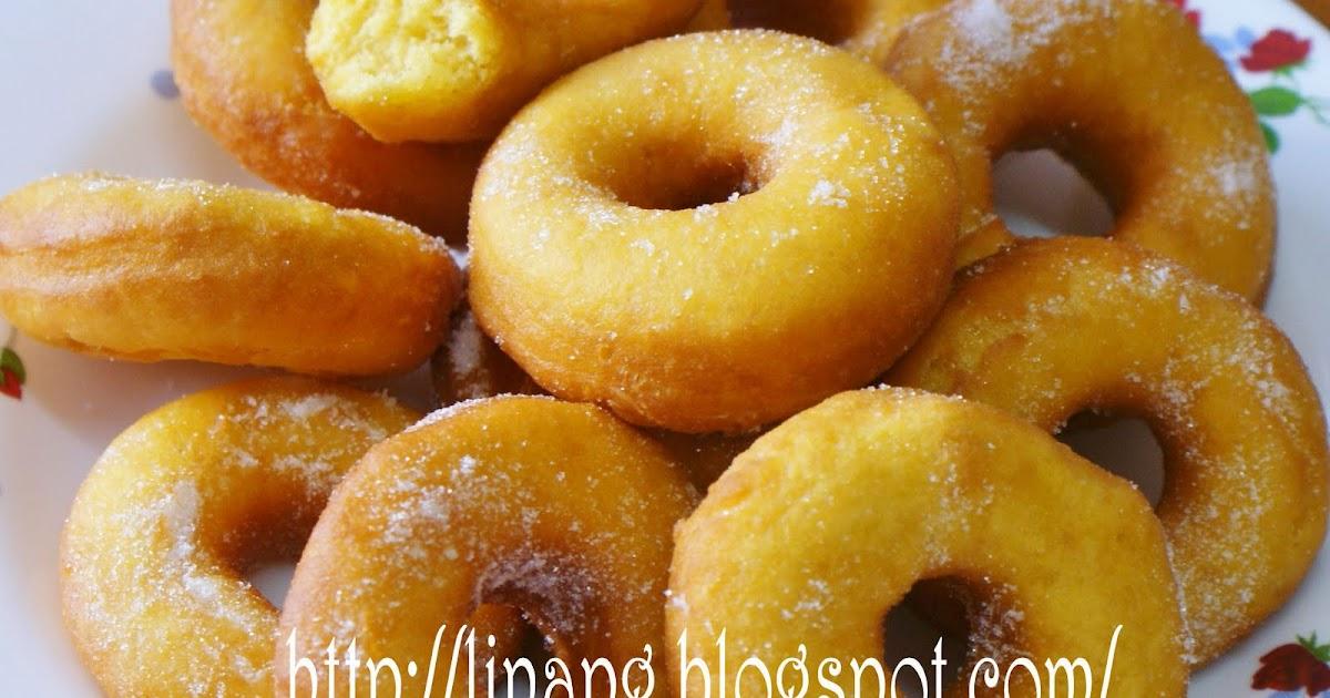Resepi  Donut  Yis  Mauripan