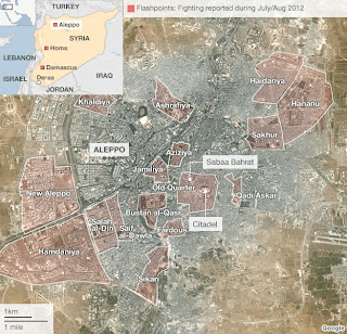 FOURTH POST - SEPTEMBER 9, 2012 - SYRIAN TERRORISTS FIGHTING ONE ANOTHER; ASSASSINATIONS CLIMBING; VICTORY FOR ASSAD 2