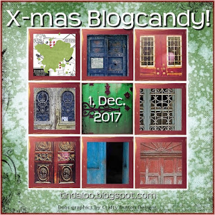 Tindaloo X-mas Surprise BlogCandy!