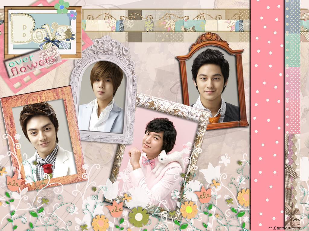 My Name is Veren Vee 3 boys over flowers 3