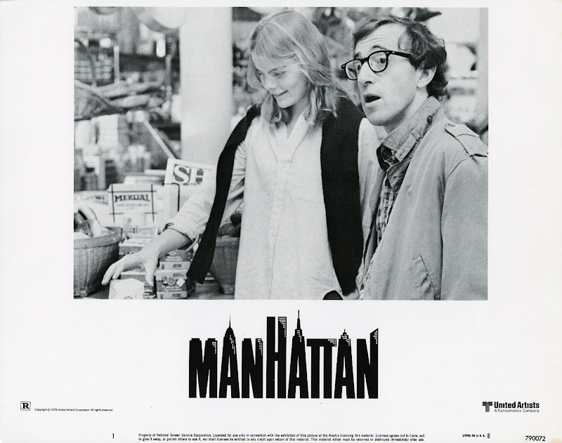 an analysis of manhattan by woody allen Nearly four decades on, allen's lustrously shot comedy is as compelling as ever, its big-hitting scenes and performances sitting alongside numerous low-key gems.