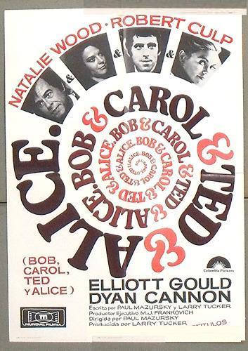 BOB, CAROL, TED Y ALICE (1969)