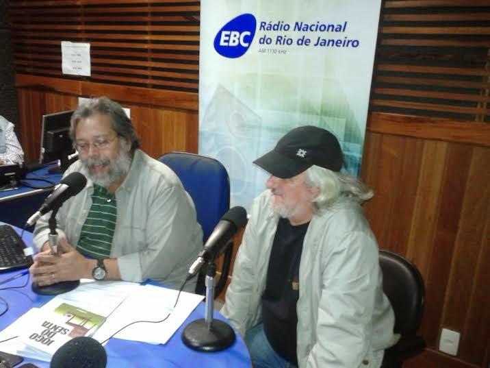 Na Rádio Nacional