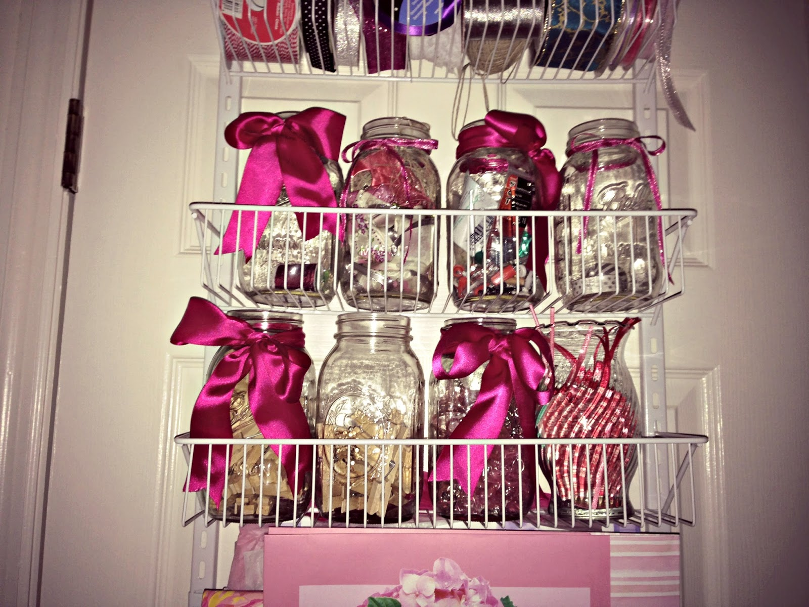 Bridal Shower Gift Ideas For My Best Friend : love it! Now all my gift wrapping supplies are in one place. Im ...