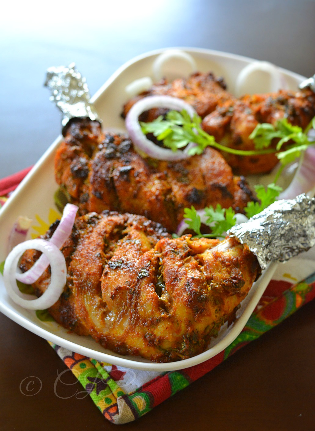 Chicken Tandoori Recipe