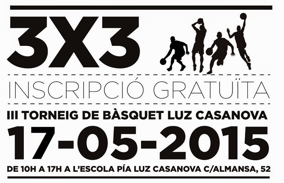 3X3 ESCOLA PIA LUZ CASANOVA - 17M2015