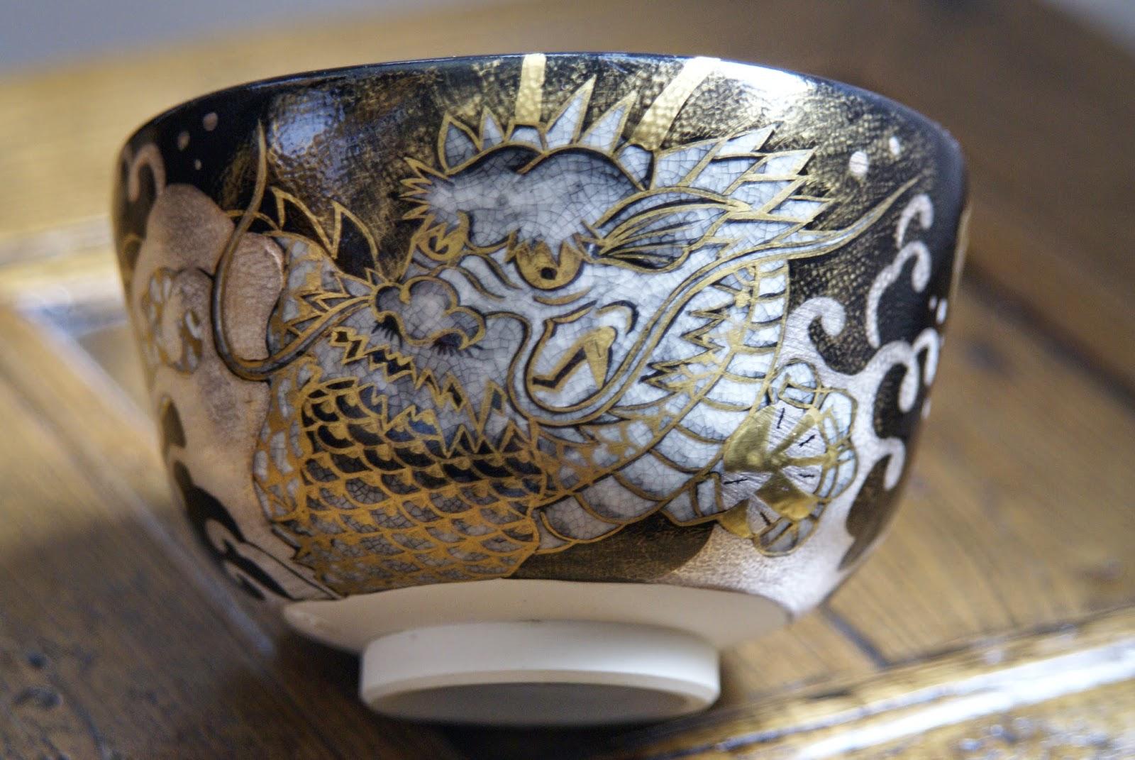 le dragon et la perle kyo yaki