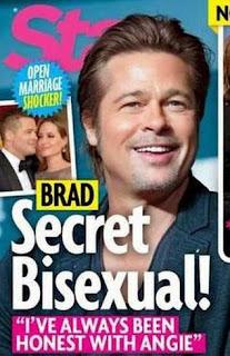 Brad Pitt lleva más de una década siendo bisexual