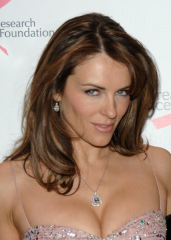 Elizabeth Hurley is joining the cast of Gossip Girl this Fall for season 5 ...